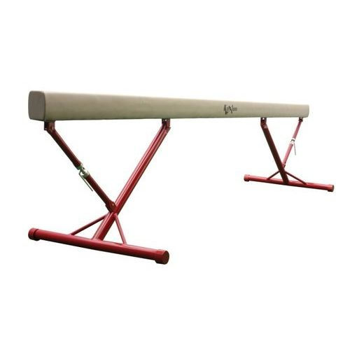 ADJUSTABLE OLYMPIC BALANCE BEAM